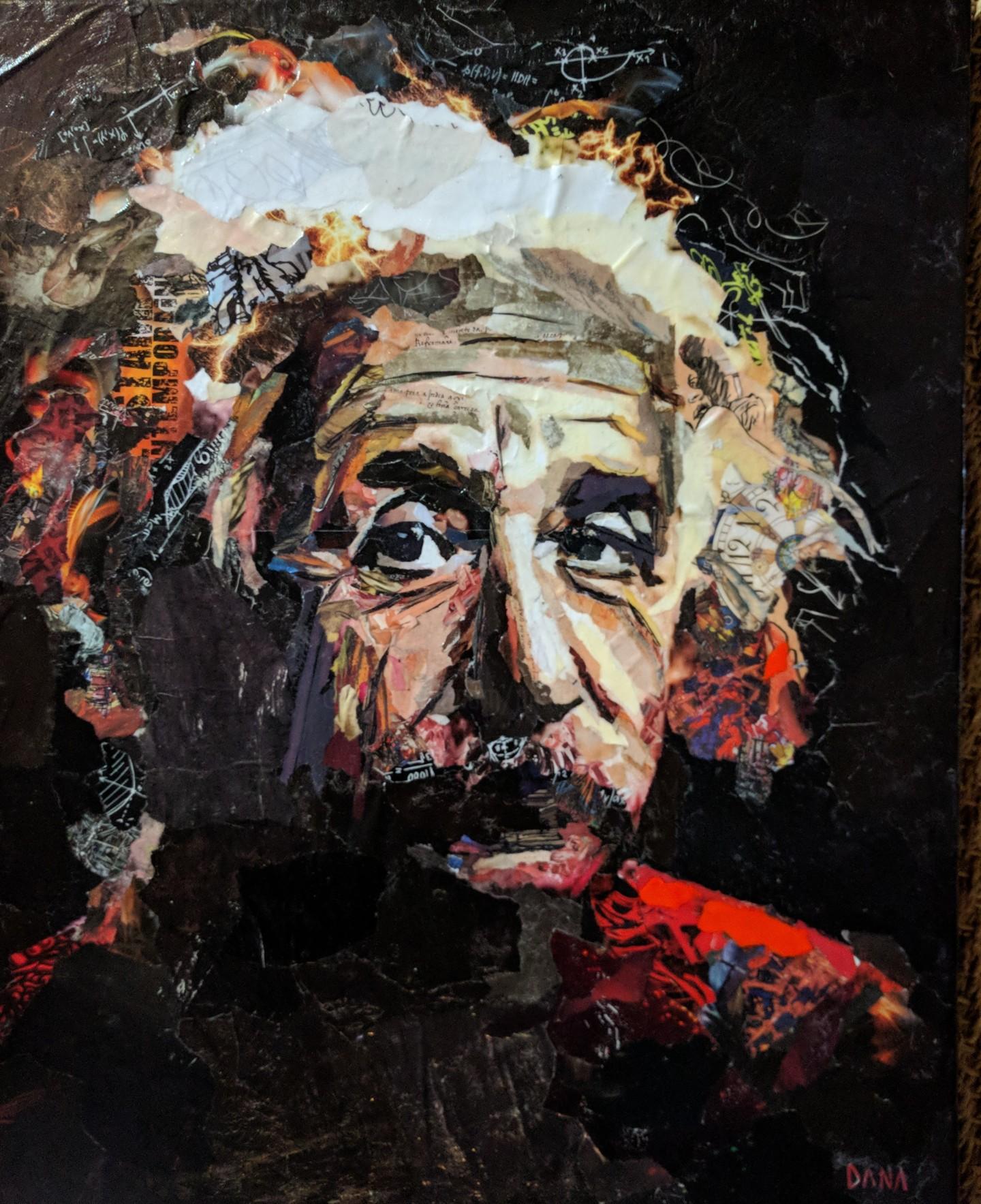 Dana - Albert Einstein